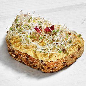 Duran Sandwich Bio Sprossen Eisalat