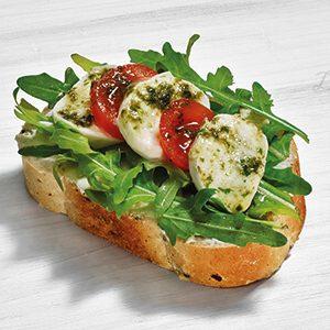 Duran Sandwich Büffelmozarella Ruccola