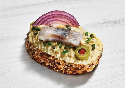 Duran Sandwich Ei Matjes