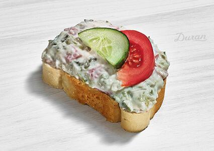 Duran Sandwich Gemuesesalat