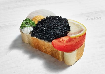 Duran Sandwich Kaviar