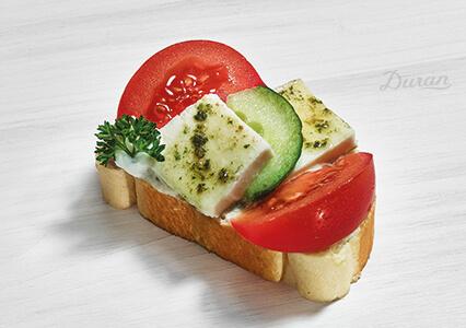Duran Sandwich Mozzarella