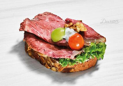 Duran Sandwich Roastbeef Österreichisches Weiderind