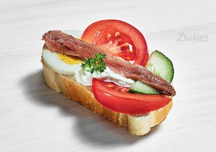 Duran Sandwich Sardelle