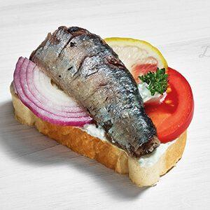 Duran Sandwich Sardine