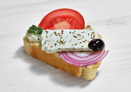 Duran Sandwich Schafskäse