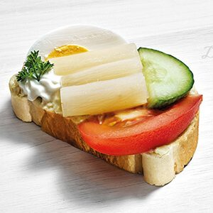 Duran Sandwich Schwarzwurzel