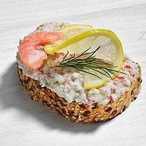 Duran Sandwich Surimi Vollkornbrot