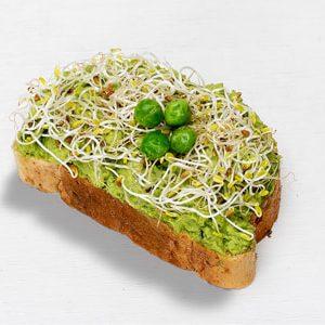 Duran Sandwiches - Sprossen auf der Erbse