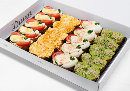 Vegetarische Box